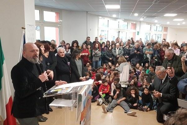Inaugurazione primaria Mascarino di Castello d'Argile, gennaio 2019 - 2