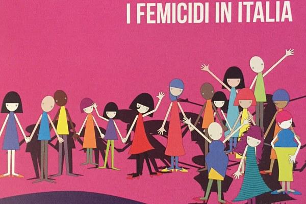 Pubblicazione I feminicidi in Italia 2017