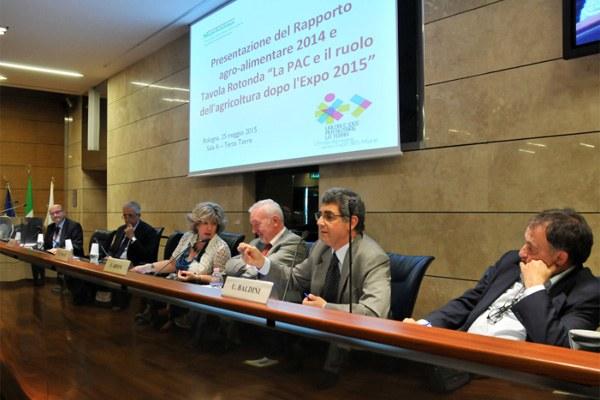 Rapporto agroalimentare 2014 - 2