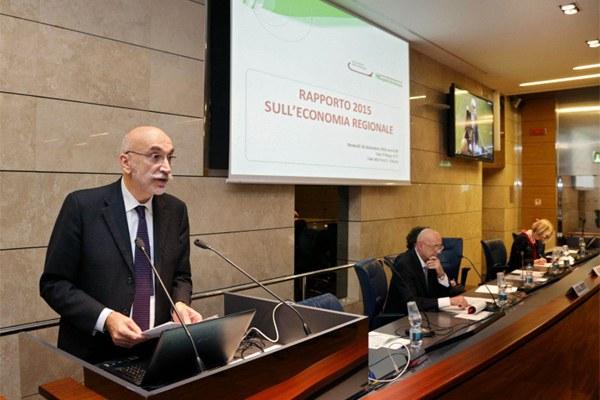 Rapporto economia regionale 2015 - 3