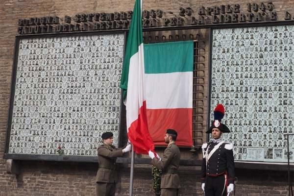 Resistenza, 25 Aprile, Bologna