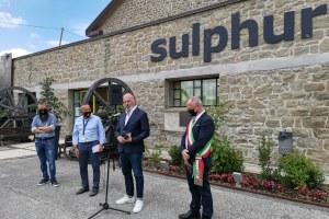 Riapertura Museo Sulphur, 4 luglio 2020