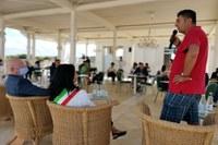 Giunta nel riminese Bonaccini incontra associazione albergatori e bagnini