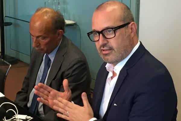 Riduzione liste attesa, presidente Bonaccini e assessore Venturi (2)