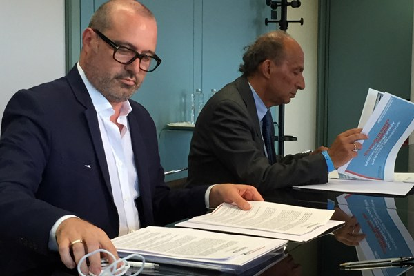 Riduzione liste attesa, presidente Bonaccini e assessore Venturi (3)