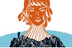 Rinate di donna - Festival La violenza illustrata (10 novembre 2015), particolare invito