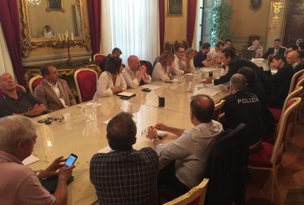Incidente Borgo Panigale - riunione prefettura