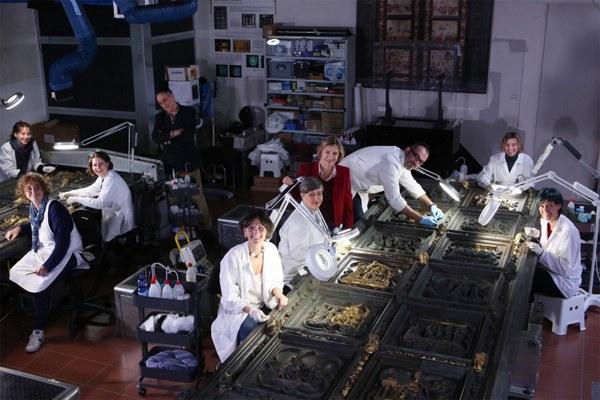 Salone del restauro Ferrara 2016 3