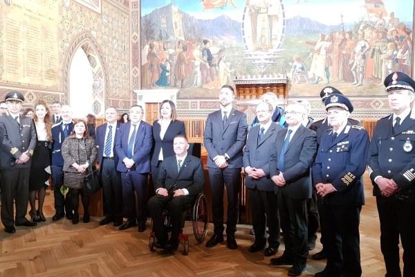 San Marino Protezione civile Gazzolo