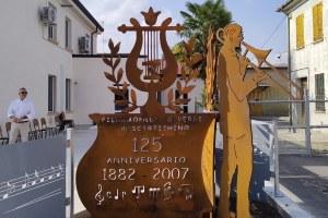 Inaugurazione sede Filarmonica Scortichino (Fe) - 25/09/21