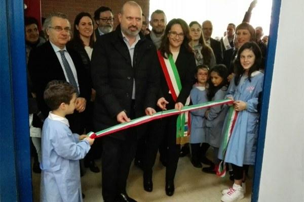 Scuola inaugurata a Villa Verucchio (2)