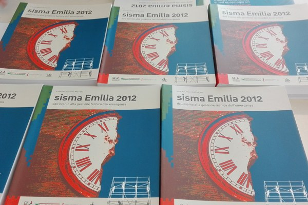 Sisma 2012 un laboratorio per la prevenzione sismica (27/5/2016) libro