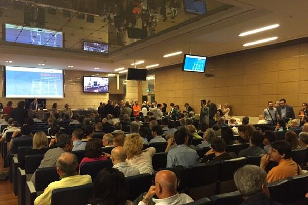 Sisma 2012 un laboratorio per la prevenzione sismica (27/5/2016) pubblico