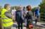 Sopralluogo Idrovia ferrarese Bonaccini Corsini Priolo Calvano luglio 2020