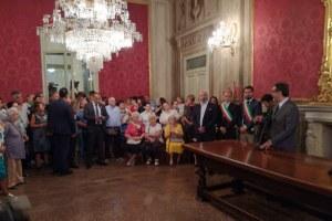 Il presidente incontra i familiari delle vittime