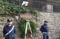 Commemorazione 34° anniversario Strage di Natale Rapido 904- Targa