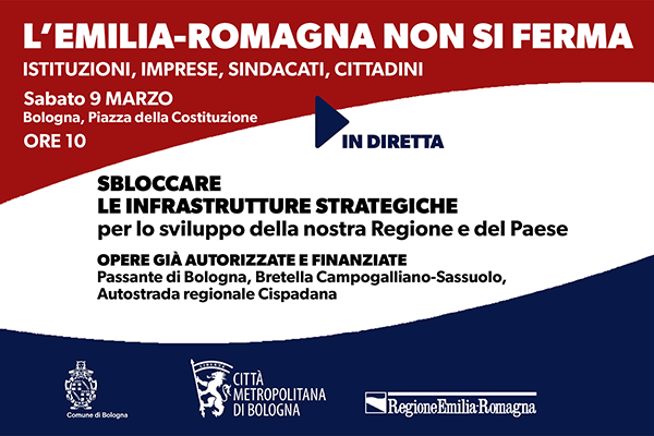 Manifestazione Bologna 9 marzo 2019