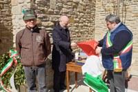 Tour montagna modenese_commemorazione Buca di Susano_uno (21/3/2019)