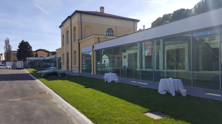 Tecnopolo Rimini esterno 2
