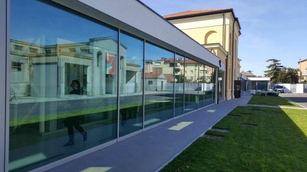 Tecnopolo Rimini esterno