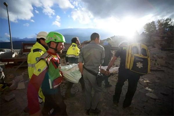 Terremoto Centro Italia agosto 2016 - 1