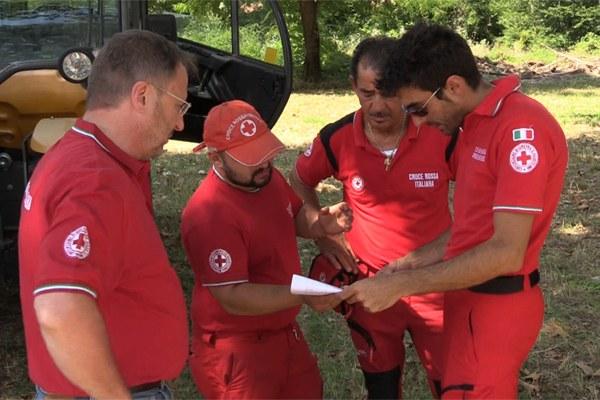 Terremoto Centro Italia agosto 2016 - 11 aiuti dall'Emilia-Romagna