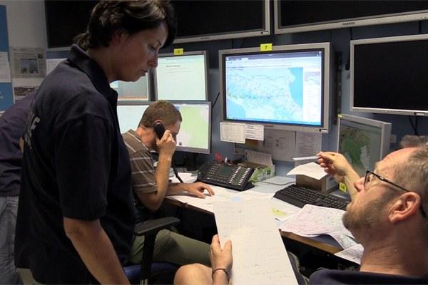 Terremoto Centro Italia agosto 2016 - 12 aiuti dall'Emilia-Romagna