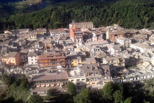 Terremoto Centro Italia agosto 2016 - 4 Amatrice