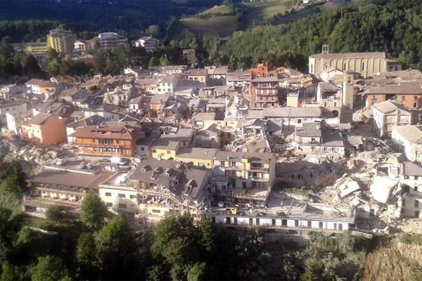Terremoto Centro Italia agosto 2016 - 5 Amatrice
