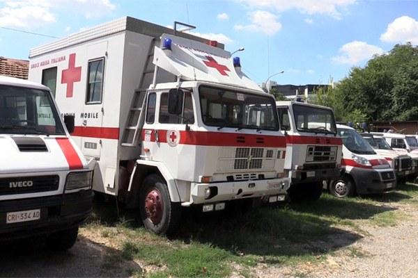 Terremoto Centro Italia agosto 2016 - 9 aiuti dall'Emilia-Romagna