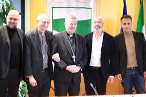 Intesa turismo religioso Mezzetti, Zuppi, Mazza, Bonaccini e Corsini