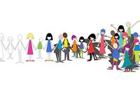 logo uguaglianza donne