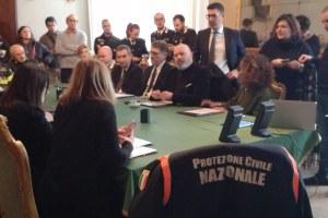 Vertice in Prefettura 3 febbraio 2019 per alluvione Castel Maggiore 5