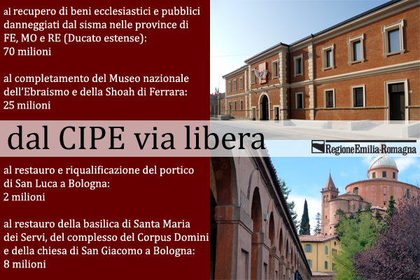 Via libera CIPE slide 2