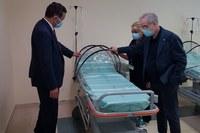Visita assessore Donini ospedale Bazzano (20 giugno 2020) - 2