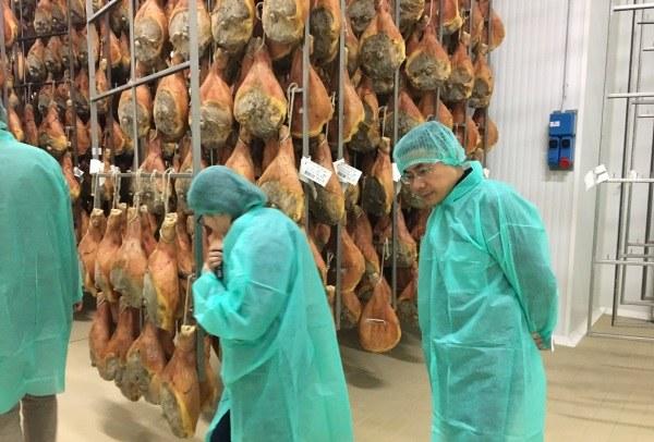 La Cina apre all'importazione di carne fresca suina italiana. Visita delegazione (gennaio 2018). Export. Agroalimentare