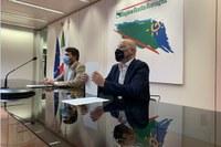 Bonaccini e Mammi presentazione Psr transizione 2021-20221