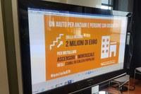 2 milioni per gli ascensori in case popolari