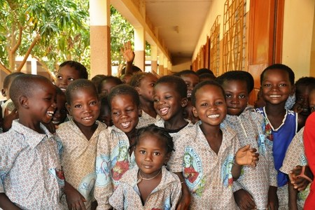 Bambini, cooperazione internazionale