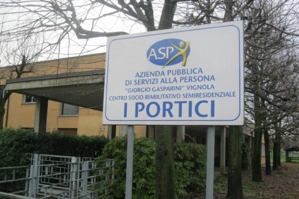 """Centro diurno per disabili """" I portici"""""""