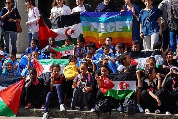 Saharawi - gruppo