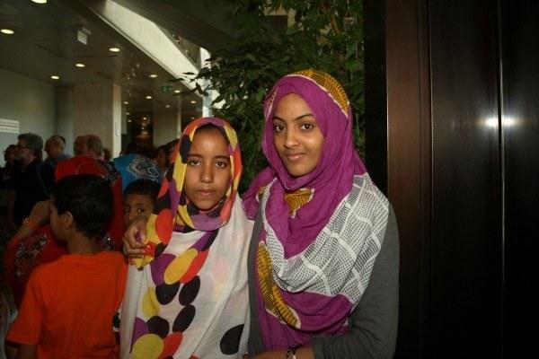 Saharawi - ragazze