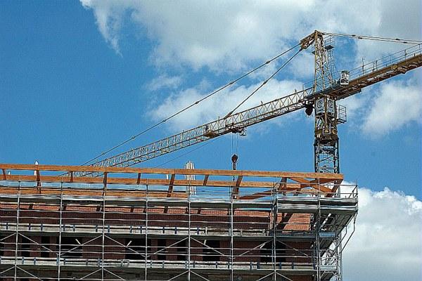 Cantiene edile, costruzioni, case