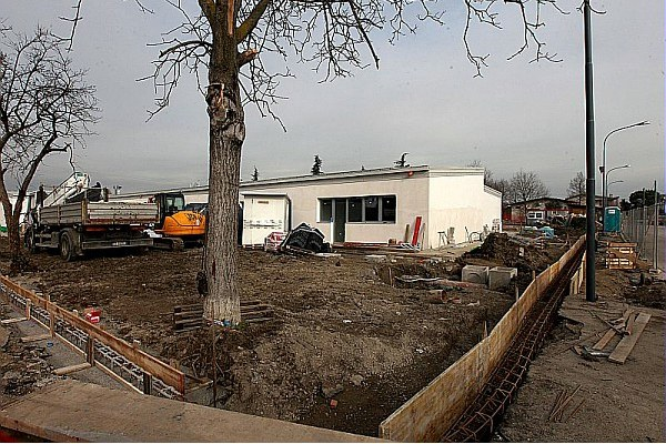 Cantiere edile, edilizia pubblica, costruzioni