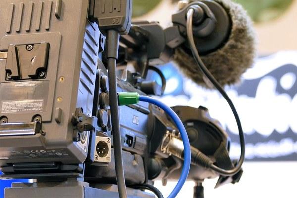 Cinema, operatore, riprese, telecamera