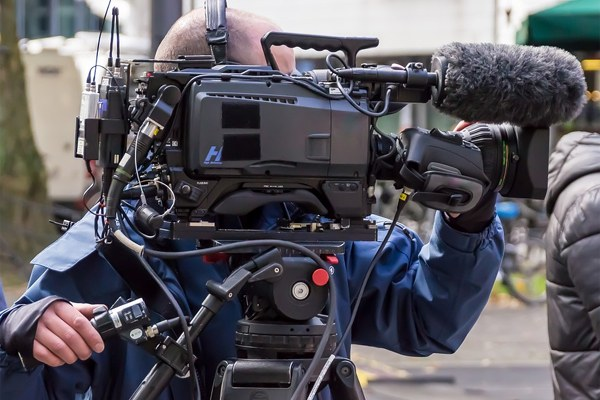 Cinema, operatore, riprese
