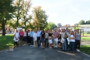 Concordia_progetto europeo Benefit_gruppo