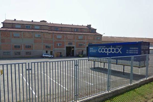 Coopbox, stabilimento