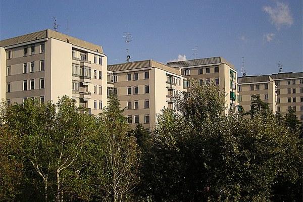 Edilizia residenziale, case, condominio, abitazioni