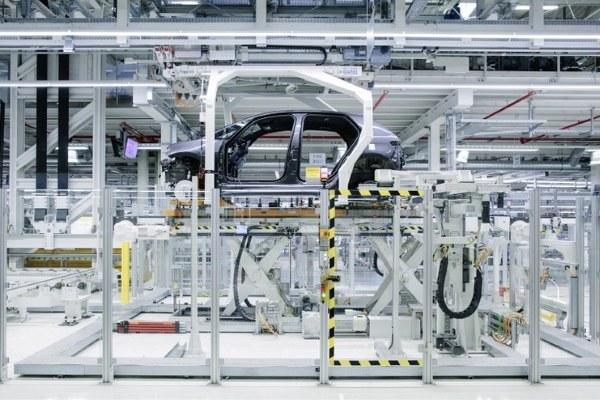 Produzione automobili